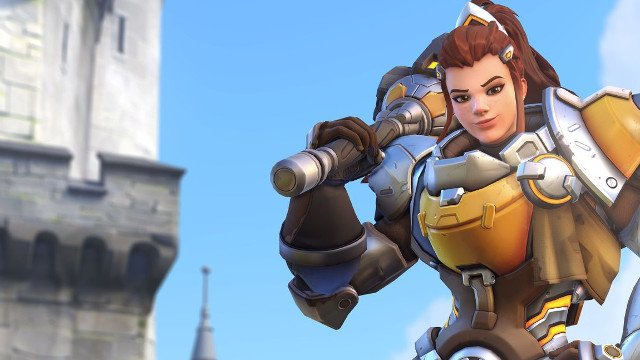 overwatch ptr patch notes Brigitte