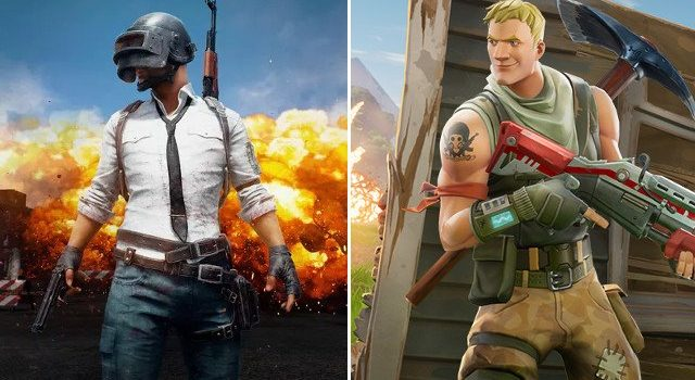 Fortnite vs. PUBG: How Epic's Battle Royale is owning the Battleground