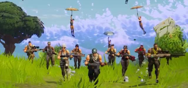 Fortnite patch notes: V3.5 adds new weapons and tweaked modes