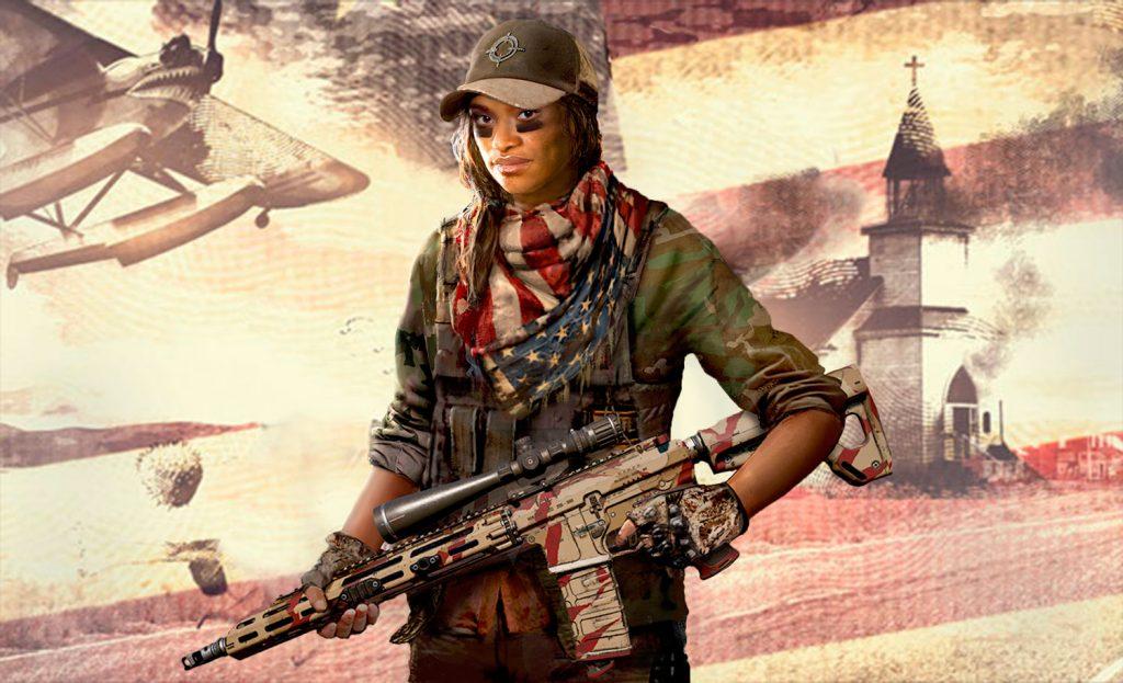 far cry 5 guns for hire