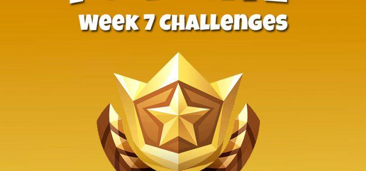 Fortnite Week 7 Challenges: Season 3 update adds new rewards