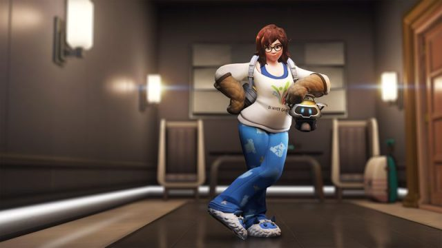 overwatch retribution skins mei