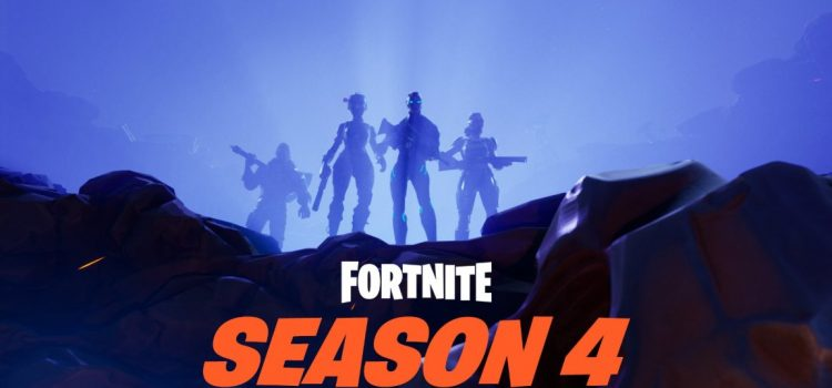 Fortnite season 4 release time, skins and theme detailed
