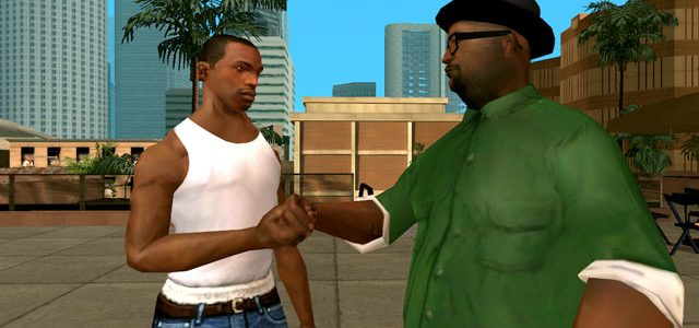 GTA San Andreas Xbox One backwards compatibility issues, and