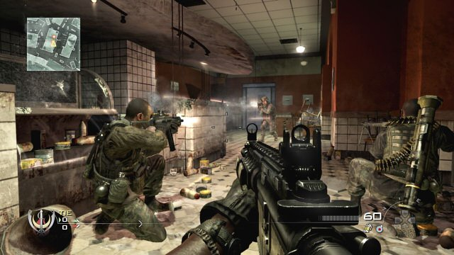 Modern Warfare 2 Xbox One backwards compatibility rounds out