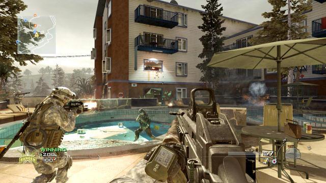 modern warfare 2 xbox one