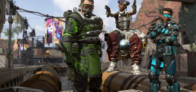 Apex Legends server lag, and how to fix it