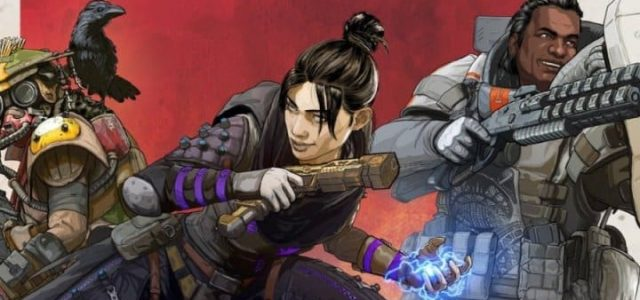 Apex Legends patch notes: Valentine's Day update