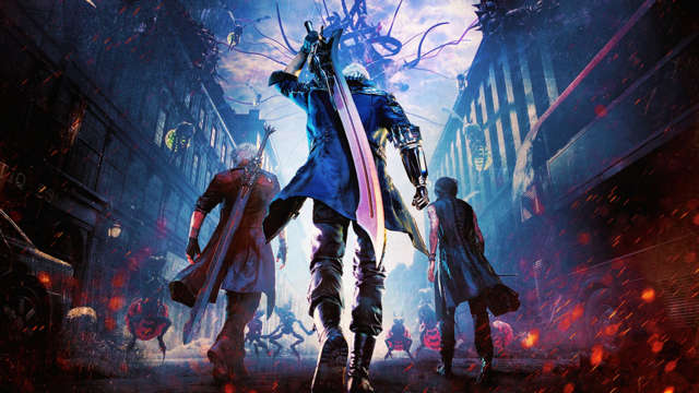 devil may cry 5 infinite devil trigger
