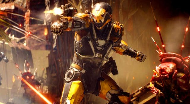 Anthem patch notes: Latest update sees loot changes, improved stability
