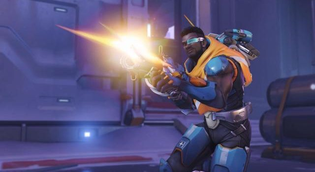Baptiste joins Overwatch Competitive on April 2