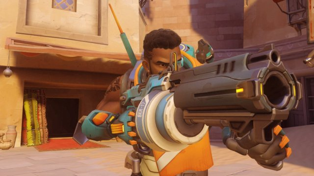 Overwatch: Baptiste's first Storm Rising skin has been unveiled