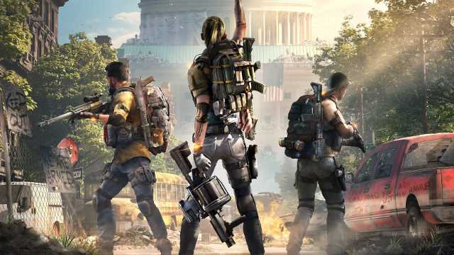 division 2 playing solo