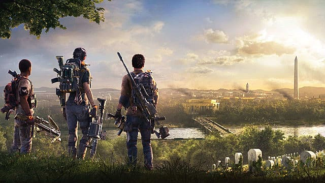 the division 2 download size