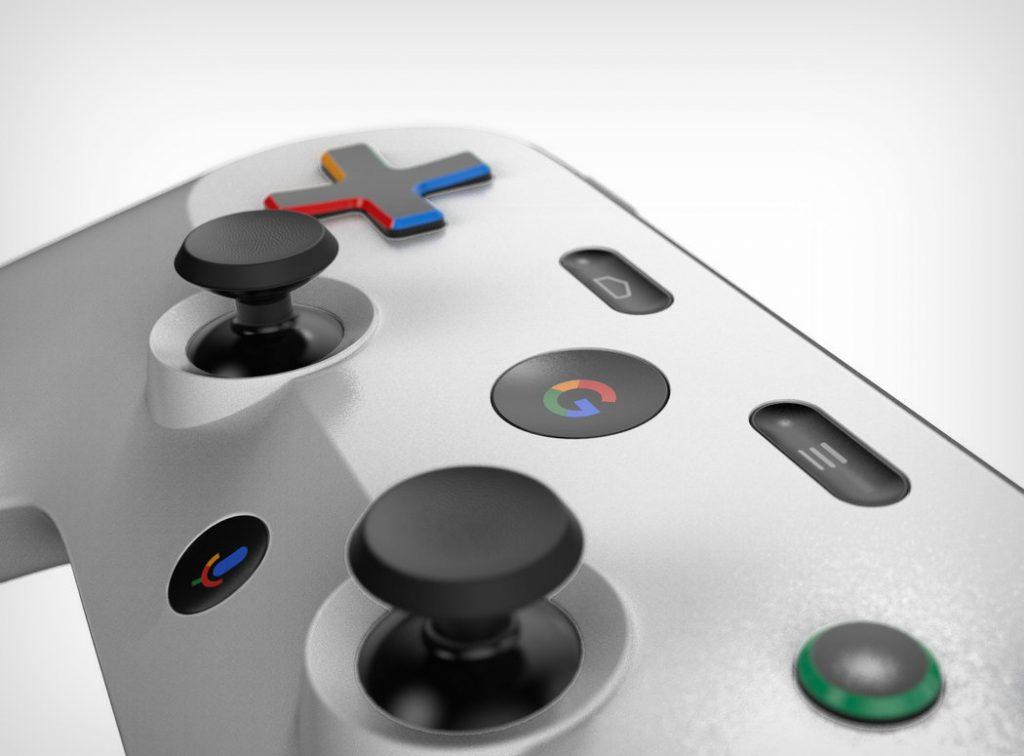 google game controller