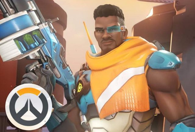 Overwatch: Baptiste's Legendary skin is pretty darn legendary