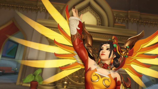 Overwatch's endorsement system has cut disruptive behavior by 40 percent