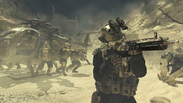 modern warfare 2 remastered 2019
