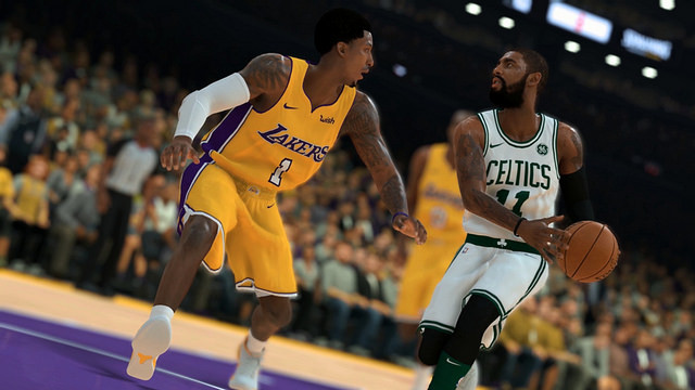 NBA 2K19 My Career Tips