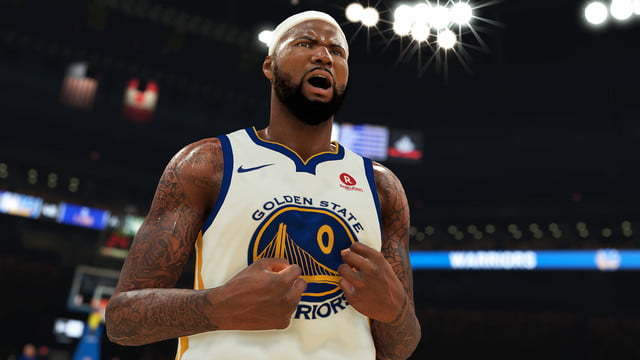 nba 2k19 my career