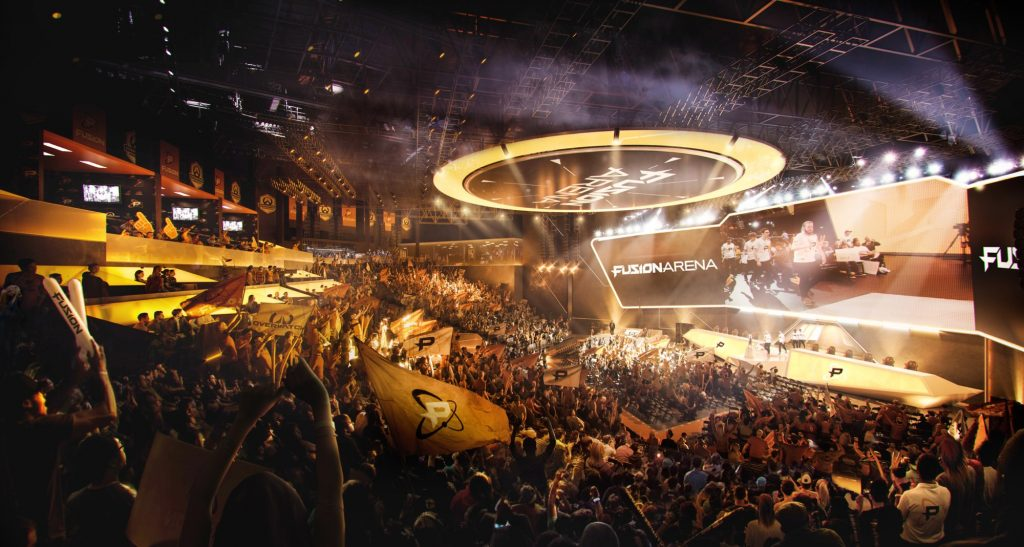 overwatch league arena