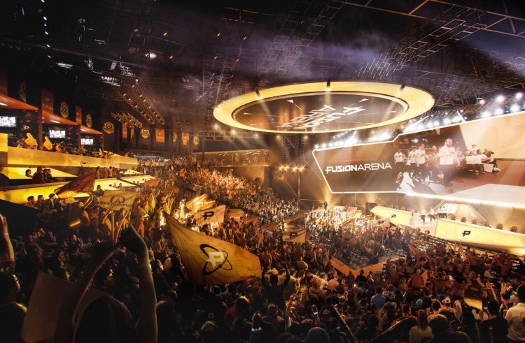 Overwatch League team set for $50 million arena