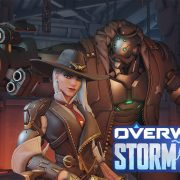 Overwatch Storm Rising skins point to Bastion, Baptiste