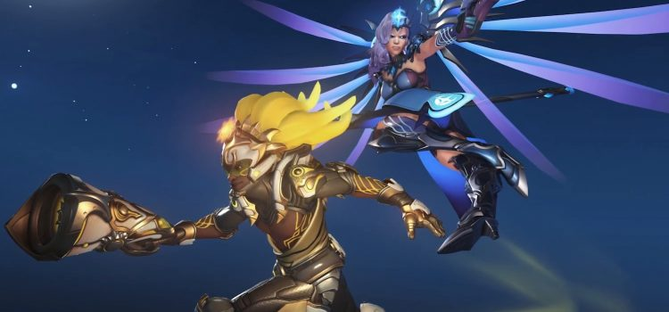 Overwatch patch notes: Overwatch League All Star Skins unveiled