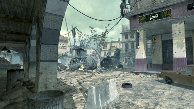 call of duty mobile maps crash