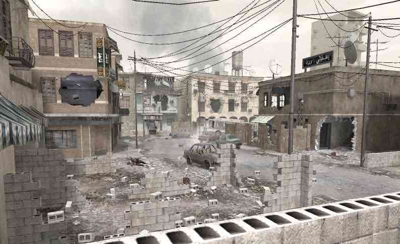 call of duty mobile maps crossfire