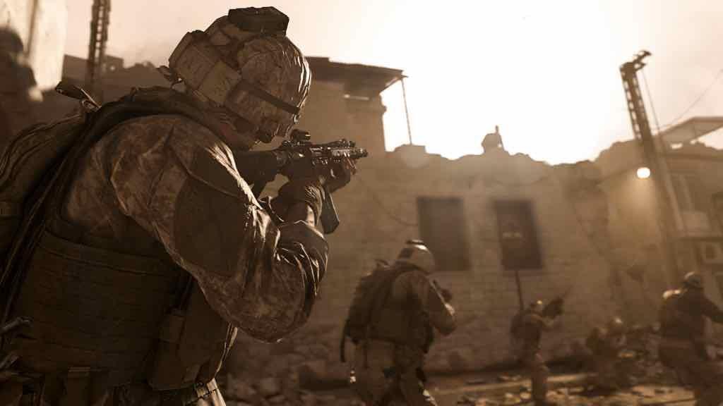 modern warfare modern warfare spec ops