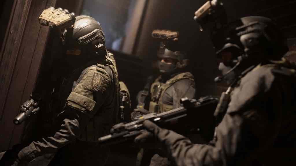 modern warfare cross play