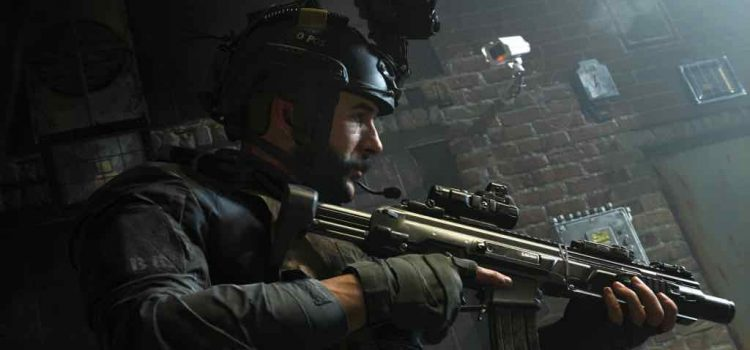 Modern Warfare weapons list leaked: Riot Shield, SCAR-H return