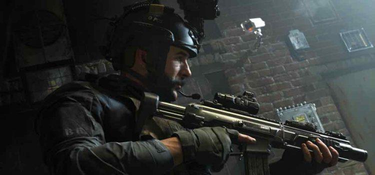 Modern Warfare cross play confirmed