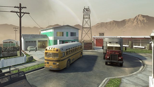 call of duty mobile maps nuketown