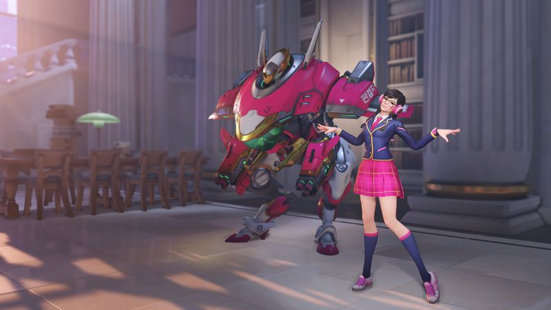 Overwatch Anniversary 2019: All skins including some gems for DVa, Roadhog