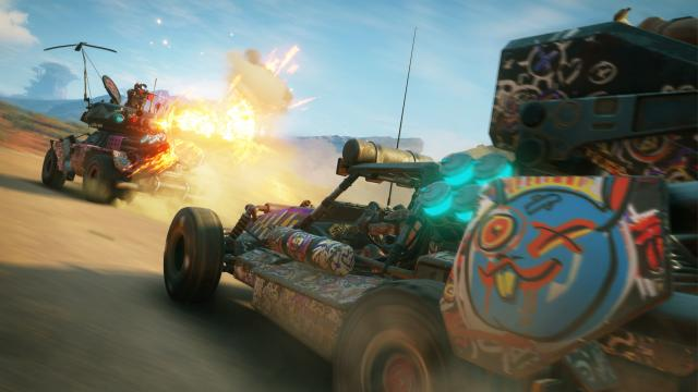 rage 2 weapons locations