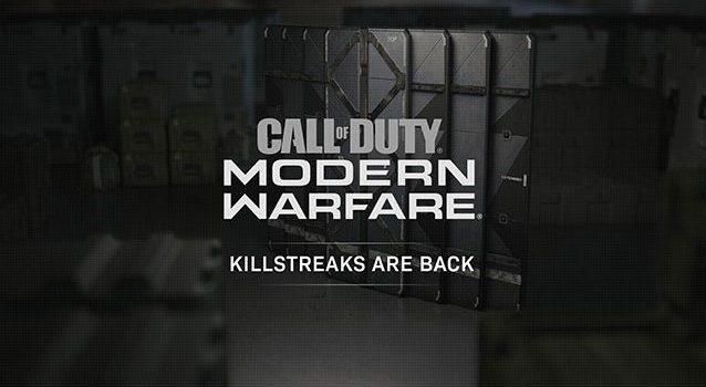 Modern Warfare will see the return of Killstreaks, 'Juggernaut' confirmed