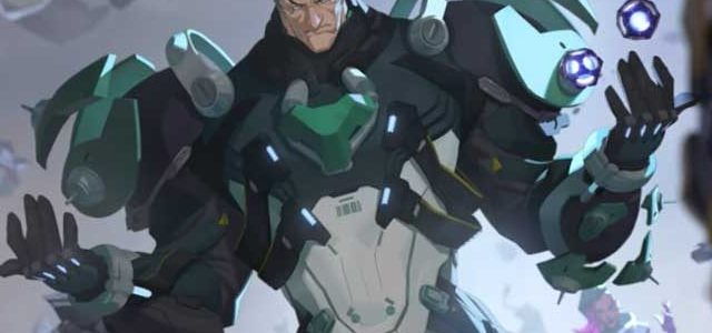 Overwatch Hero 31: Sigma is our new gravity defying hero