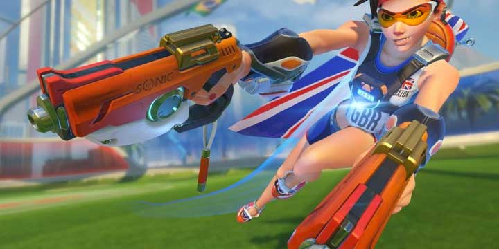 Overwatch hero 31 will come after Summer Games 2019
