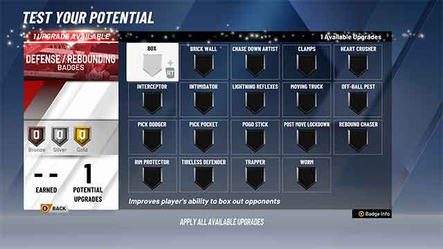 nba 2k20 badges defense