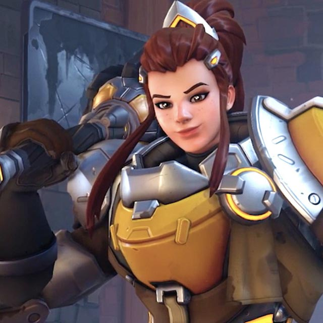 brigitte overwatch ultimate voice line