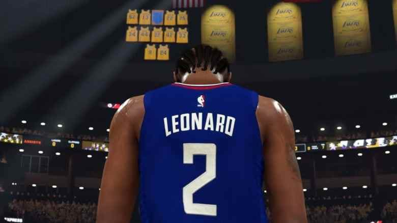 NBA 2K20 ratings: Kawhi Leonard's LA Clippers are league's best