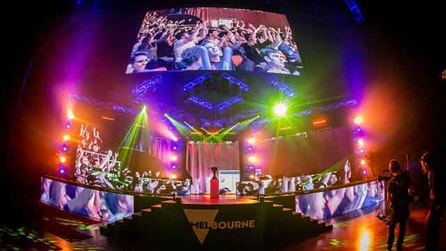 WIN A Weekend Double-Pass To The Melbourne Esports Open
