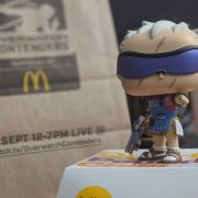 McDonald's and Blizzard team up for Overwatch Contenders