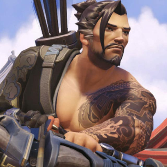 hanzo overwatch ultimate voice line
