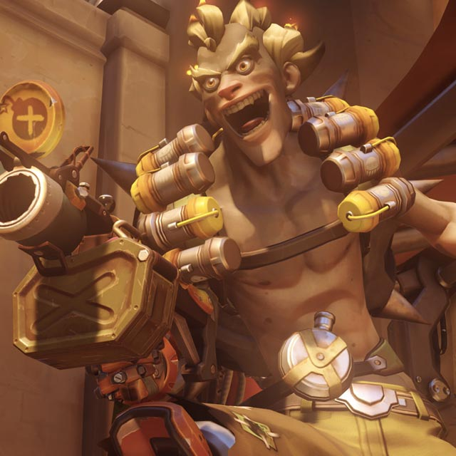junkrat overwatch ultimate voice line