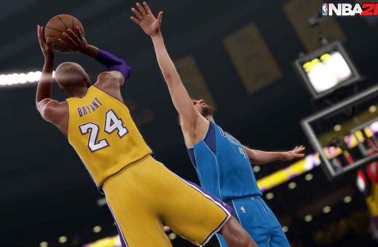 NBA 2K20 Kobe Bryant Build: Creating The Black Mamba