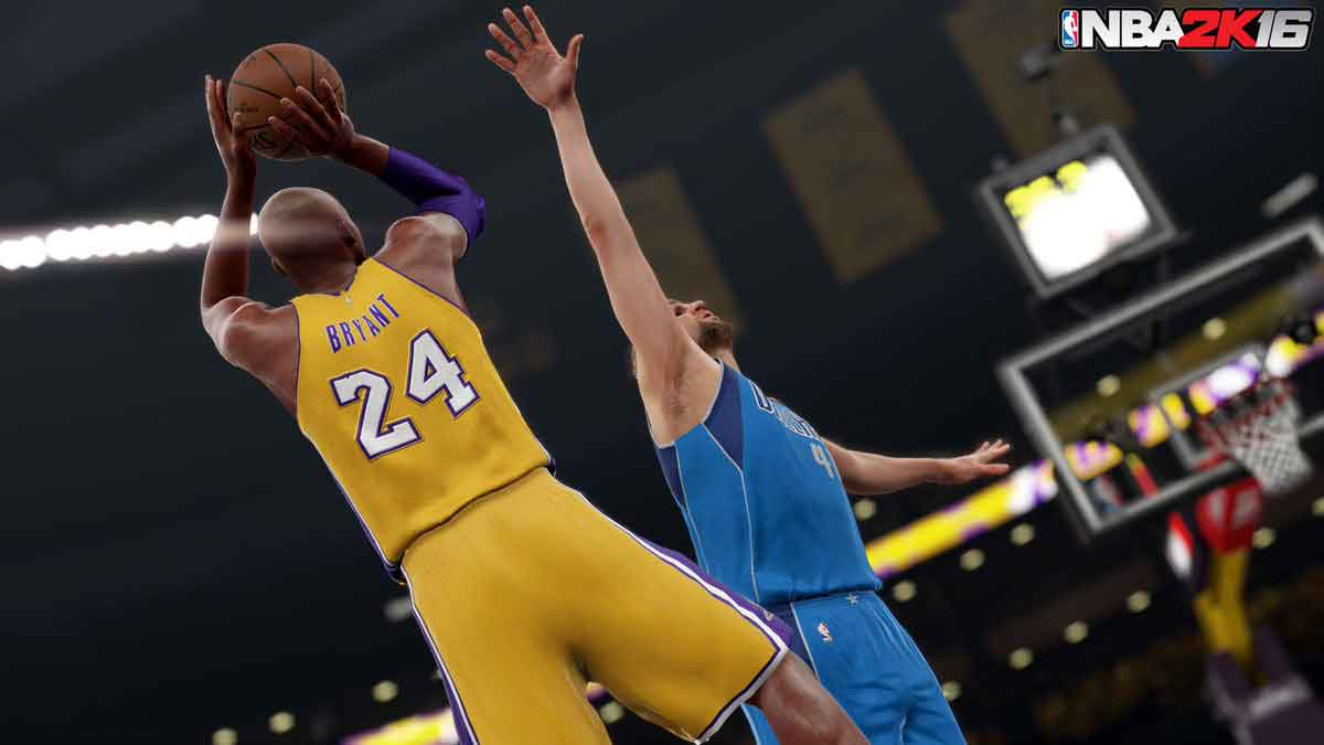 NBA 2K20 Kobe Bryant Build: Creating The Black Mamba