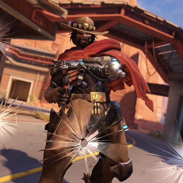 mccree overwatch ultimate voice line